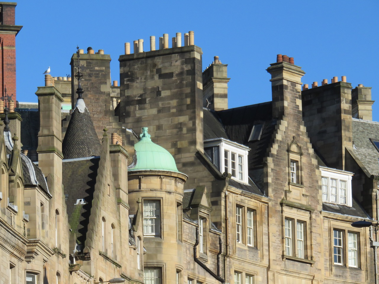 Cercare casa a Edimburgo con Rightmove
