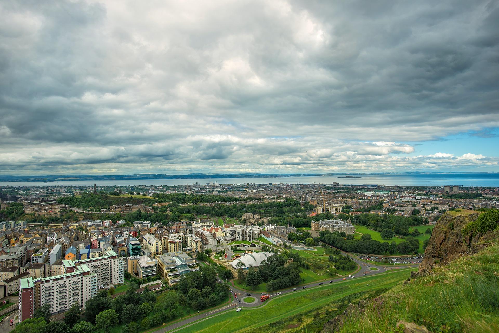 I primi passi per trasferirsi a Edimburgo (precisamente 4)